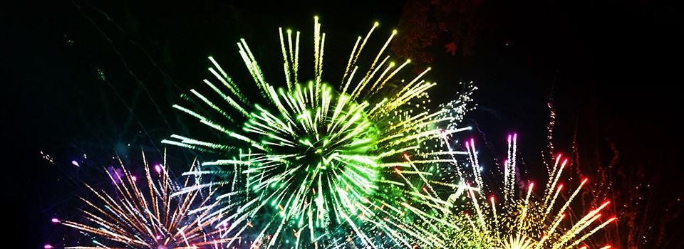Feuerwerk / Pyrotechnik für Ihre Veranstaltung in Lübeck und Hamburg!